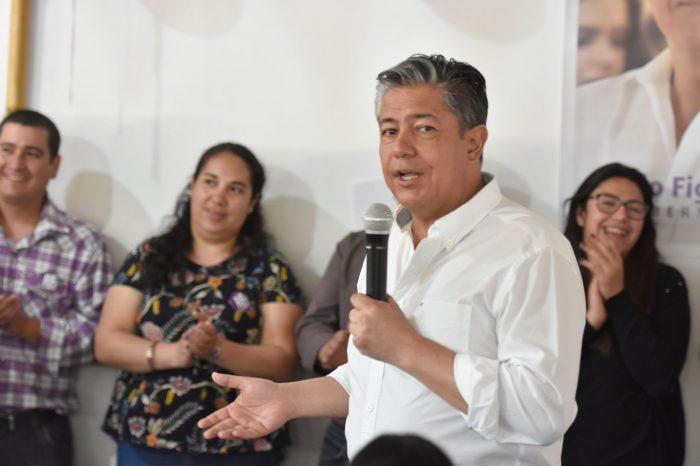 """Figueroa: """"están profundizando la entrega de Vaca Muerta"""""""