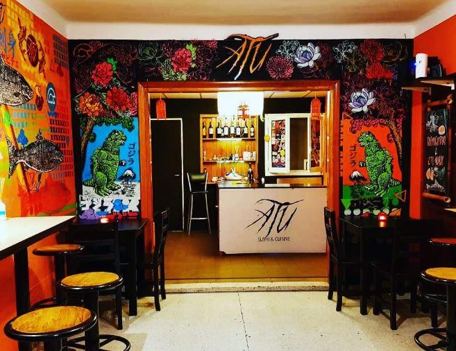 Atu Sushi Cuisine: una invitación a deleitar las mejores especialidades en Sushi de la región