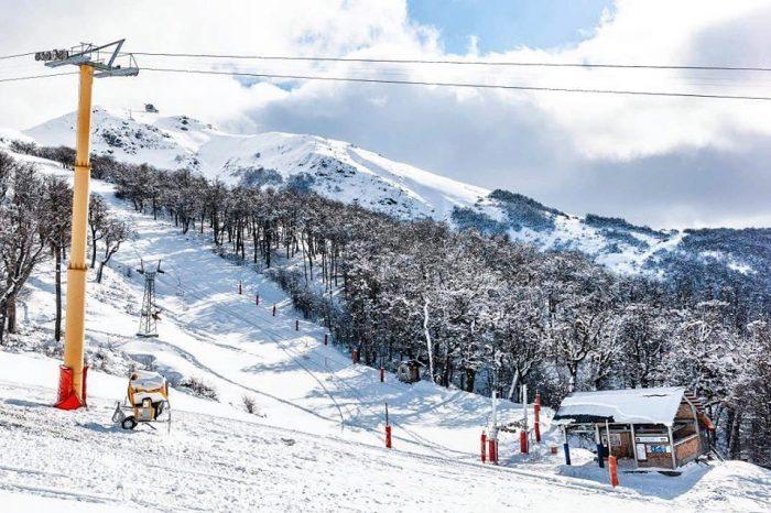 Fin de semana: Más de 33 mil permisos gestionados en la app CUIDAR para visitar destinos de nieve neuquinos