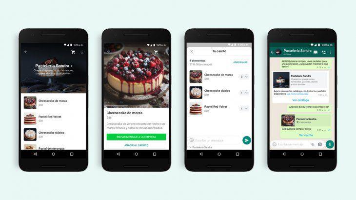 WhatsApp habilita el carrito de compras: ¿Cómo funciona?