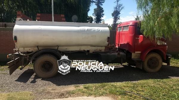 El insólito secuestro de un camión robado que llevaba un hombre un mayor