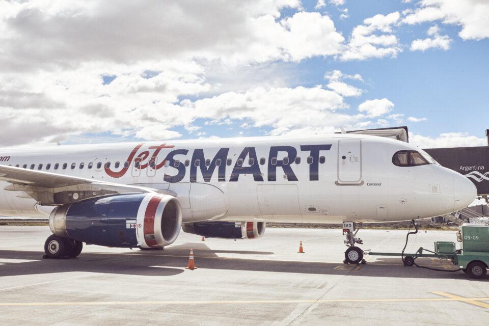 JetSMART va terminar durante marzo el ciclo de mantenimiento técnico de sus aviones de Argentina
