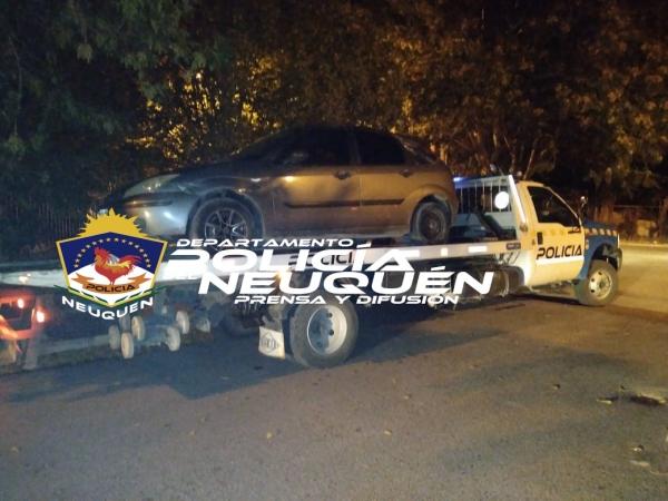 Inseguridad vial: manejaba borracho por las calles de San Lorenzo
