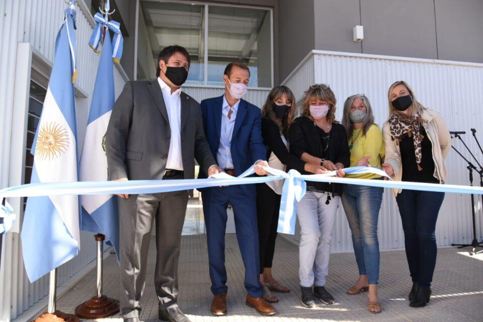 Gaido y Gutiérrez inauguraron el jardín de infantes N°78 en Z1