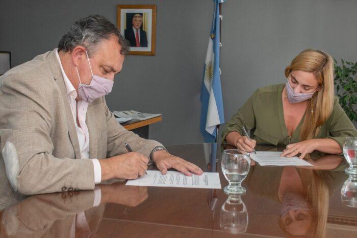 Roca concreta un importante acuerdo con Bariloche para promocionar su fiesta nacional