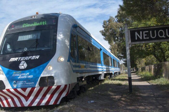 Tren del Valle: por las PASO habrá servicio el domingo y será gratuito