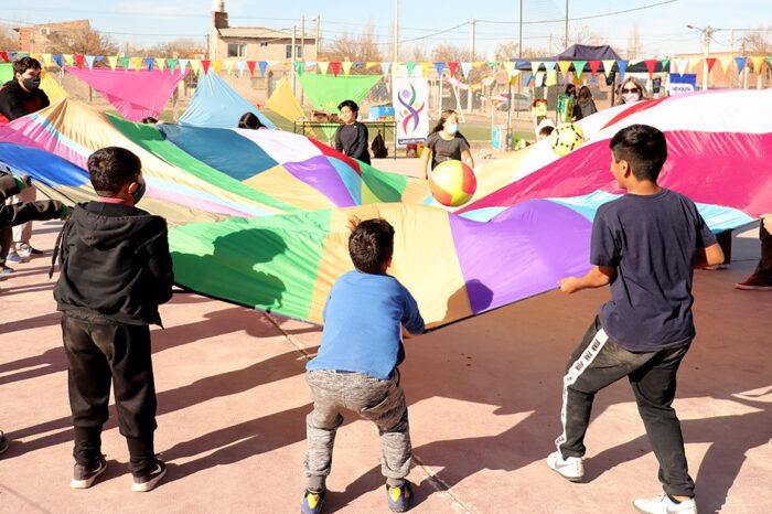 Actividades en la provincia por el Mes de las Niñeces