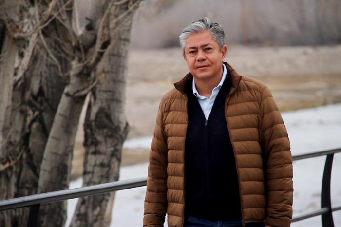 """Entrevista exclusiva, Rolando Figueroa: """"Se necesita un cambio"""""""